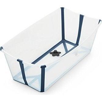 Flexi Bath®, Transparent Blue