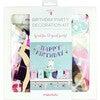 Gymnastics Birthday Party Decoration Kit - Decorations - 2