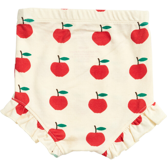 Organic Diaper Cover, Mellow Rose Dots