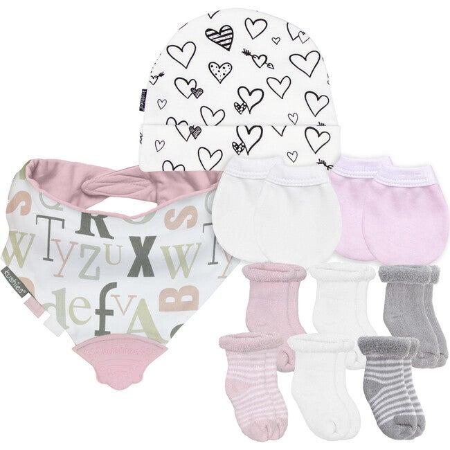 Newborn Essential Set, Pink