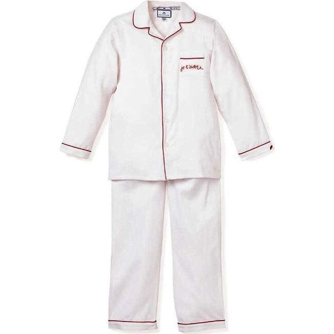 "*Exclusive* ""Je t'adore"" Pajamas"