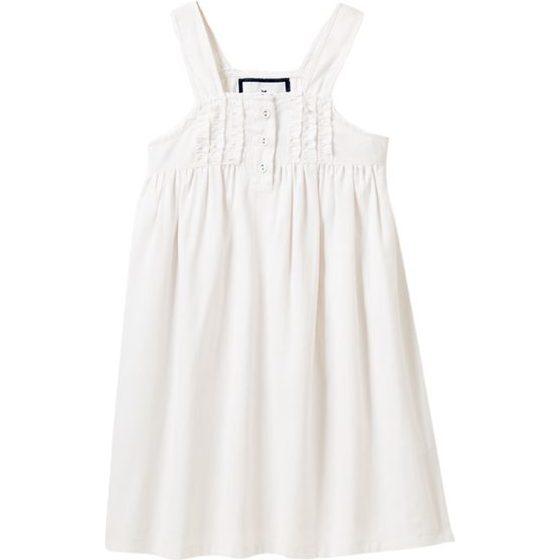 Charlotte Nightgown, White