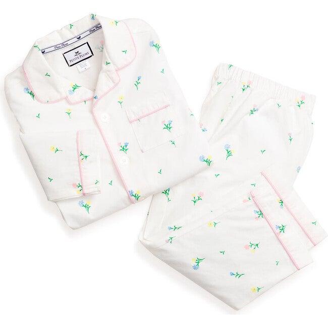 Pajama Set, Tulips - Pajamas - 1