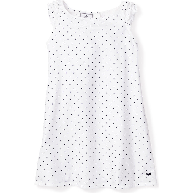 Kids Amelie Nightgown, Pin Dots