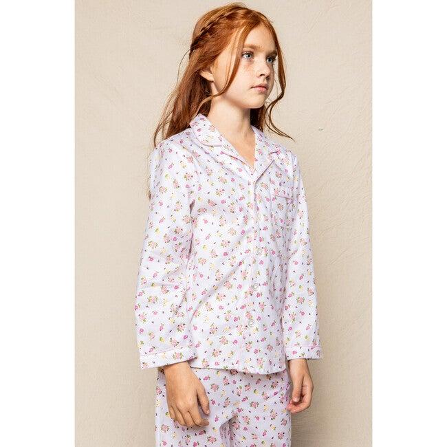 Kids Pajama Set, La Rosette