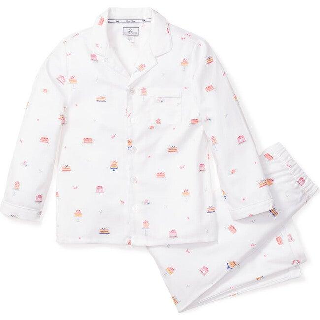 Kids Pajama Set, Desserts - Pajamas - 1