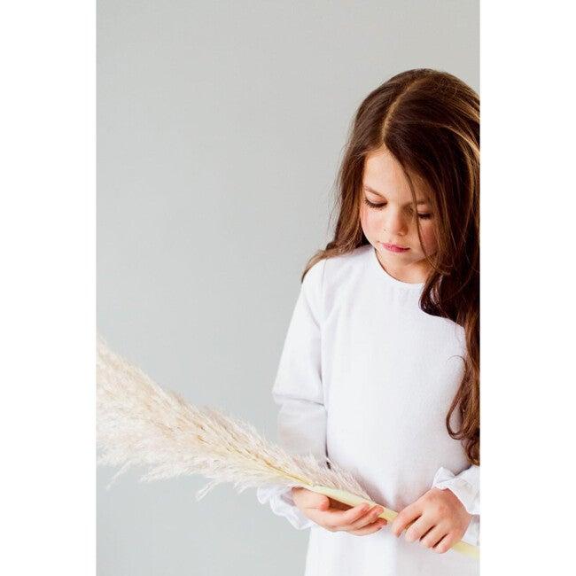 White Scarlett Nightgown