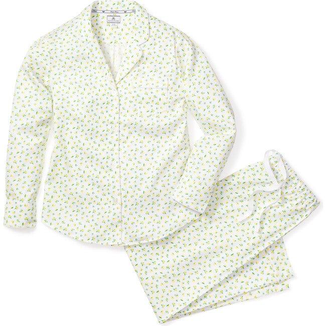 Women's Pajama Set, Citron