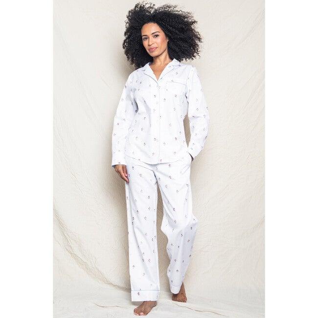 Women's Pajama Set, Bateau