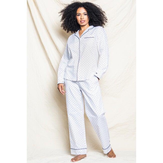 Women's Pajama Set, Pin Dots