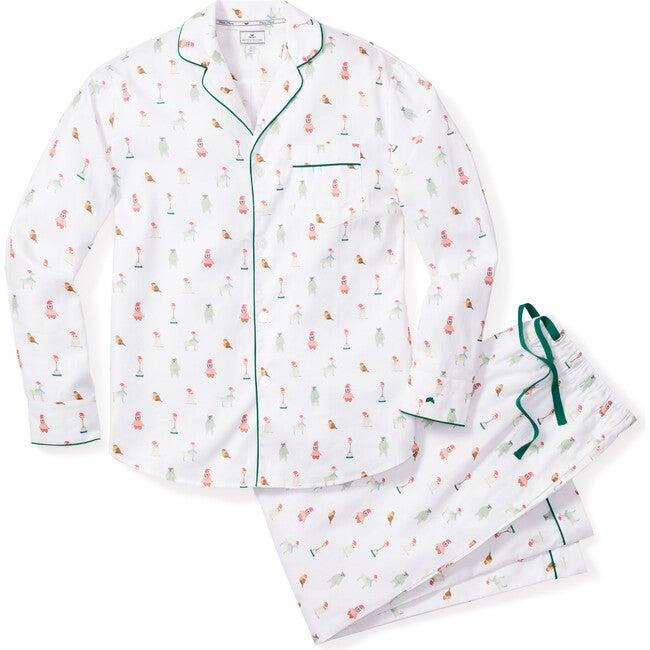 Men's Pajamas, Merry Menagerie