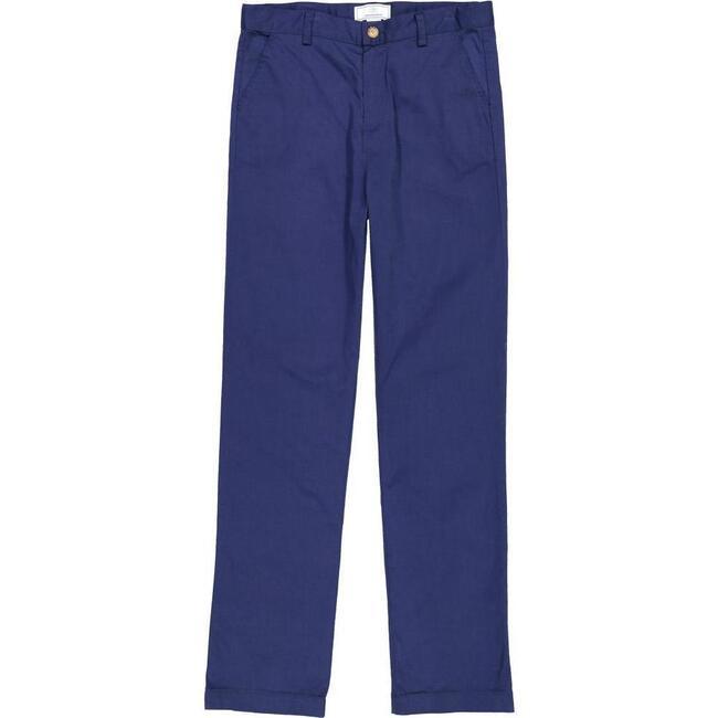 Gavin Slim Pant, Medieval Blue