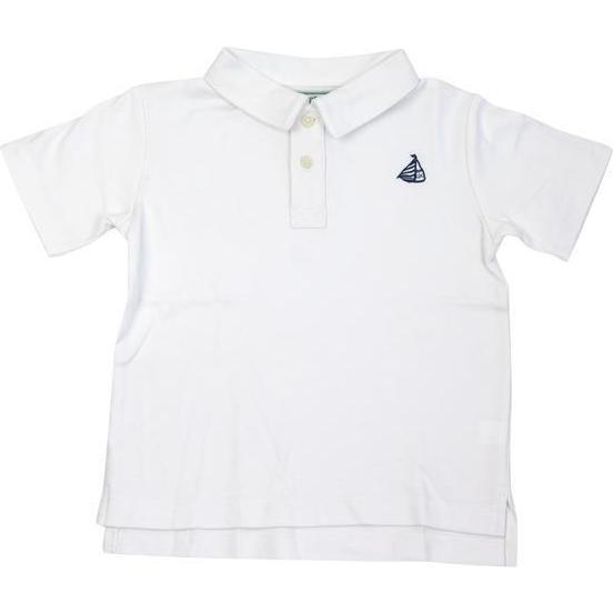 Henry Polo Shirt, White