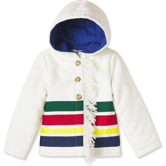 Adirondack Hooded Jacket, Cannoli Cream