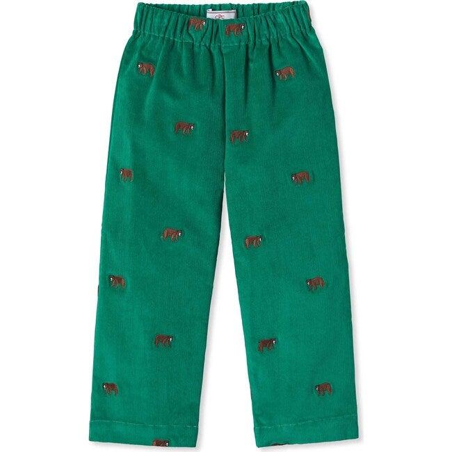Bears Myles Slim Pant, Cadium Green