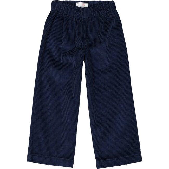 Slim Myles Corduroy Pant, Medieval Blue