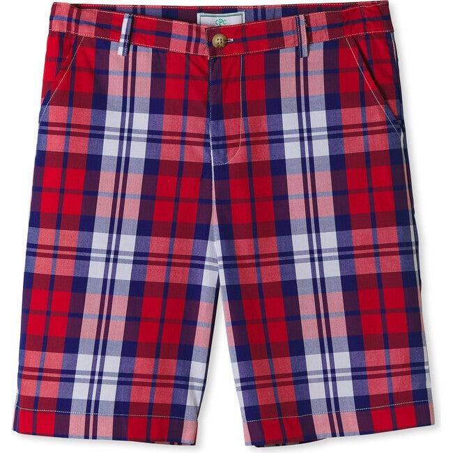 Hudson Short, Summer Plaid - Shorts - 1