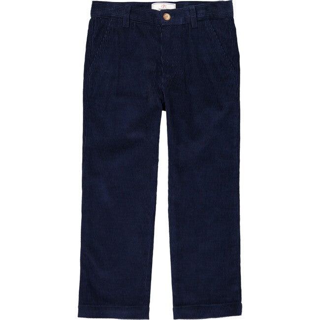 Slim Gavin Corduroy Pant, Medieval Blue