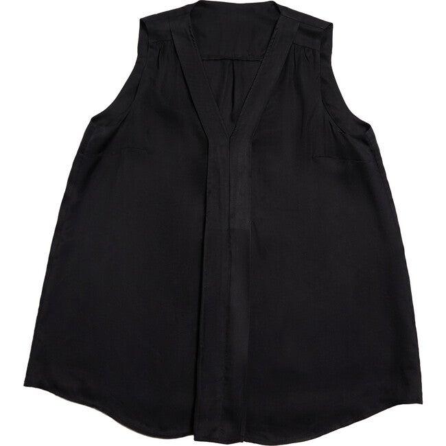 Women's Lily Top, Black