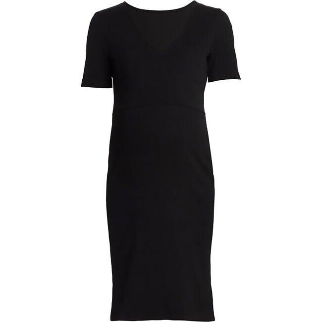 Women's Ella Knit Dress, Black