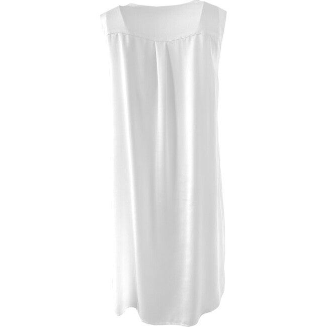 Women's Cecilia Dress, White