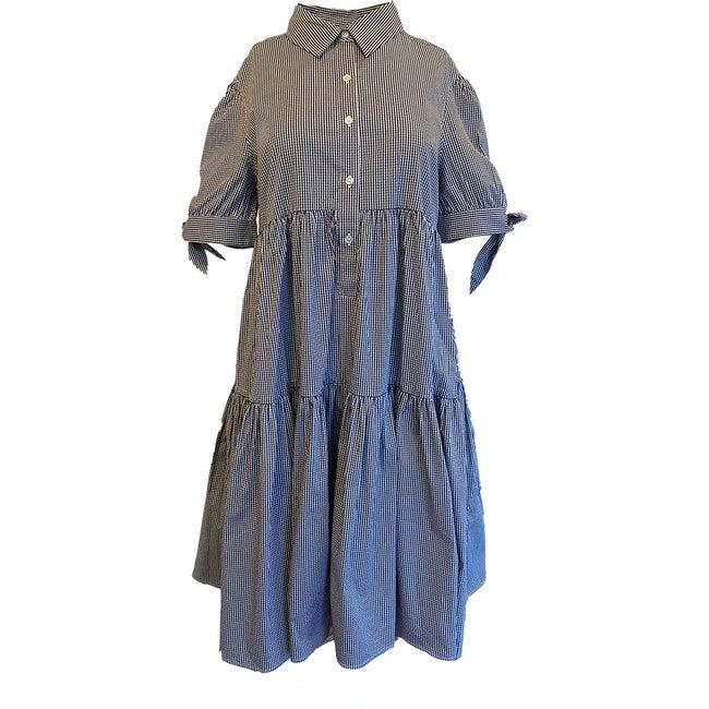 Women's Babette Dress, Plaid