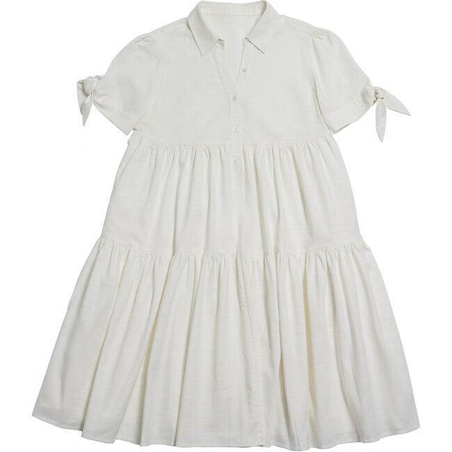Women's Babette Dress, White