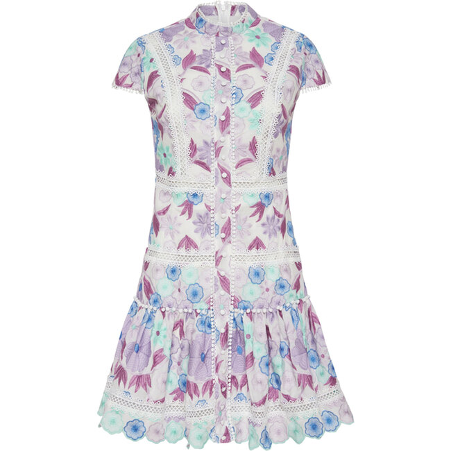 Women's Camille Embroidered Dress