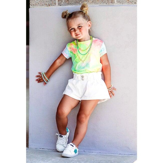 Charlee Sneaker, White