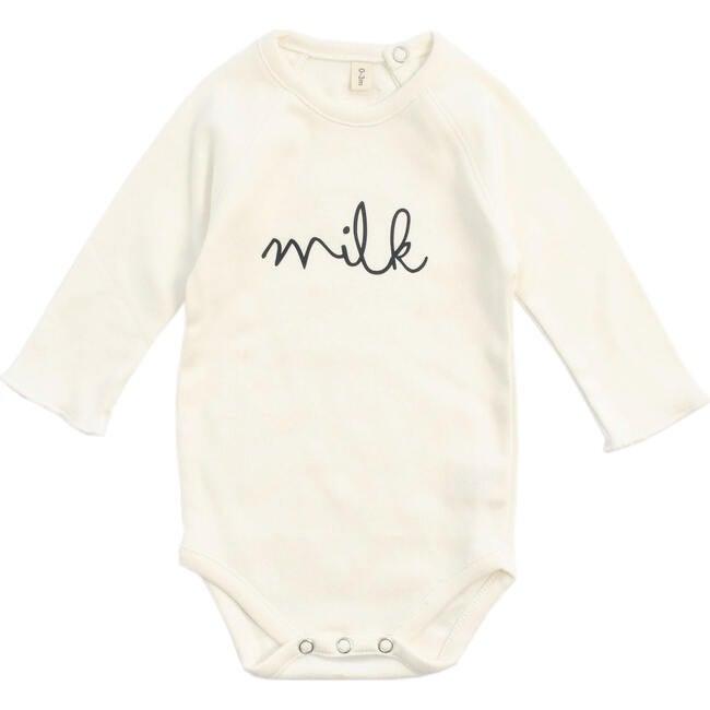 Milk Bodysuit, Natural