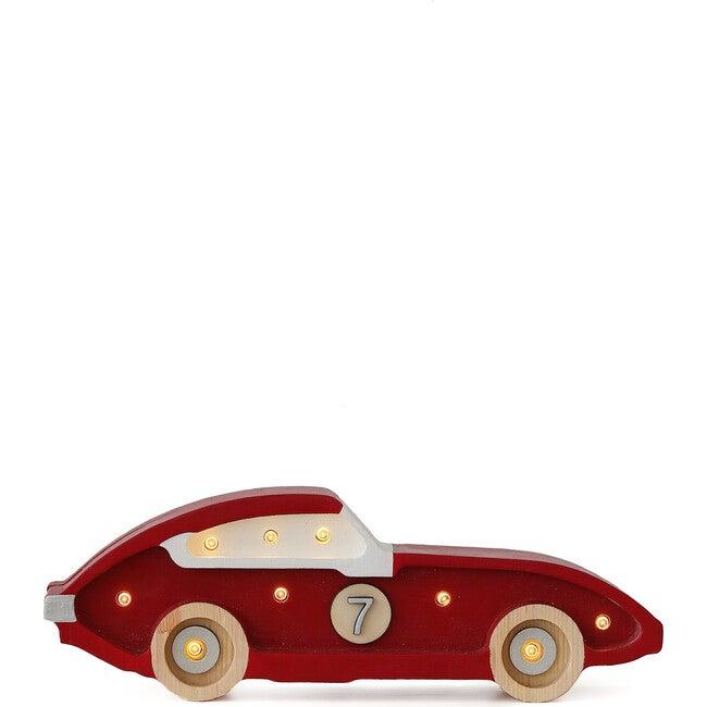 Mini Racecar Lamp, Red - Lighting - 1