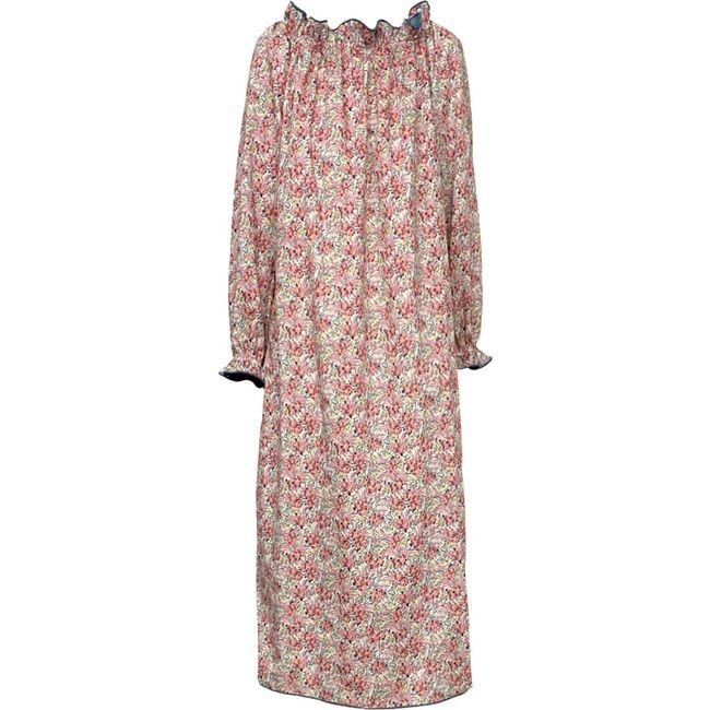 Women's Grace Dress, Swirling Floral