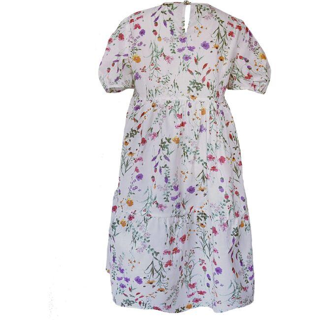 Women's Madeline Dress, Spring Garden