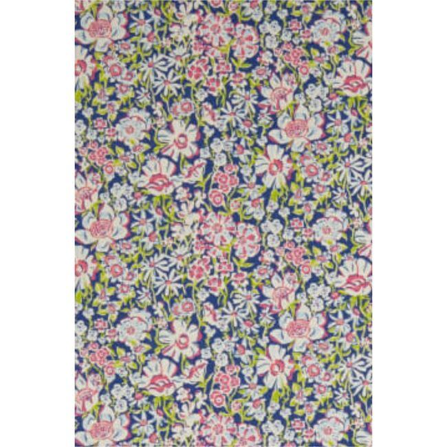 Women's Madeline Dress, Navy Floral