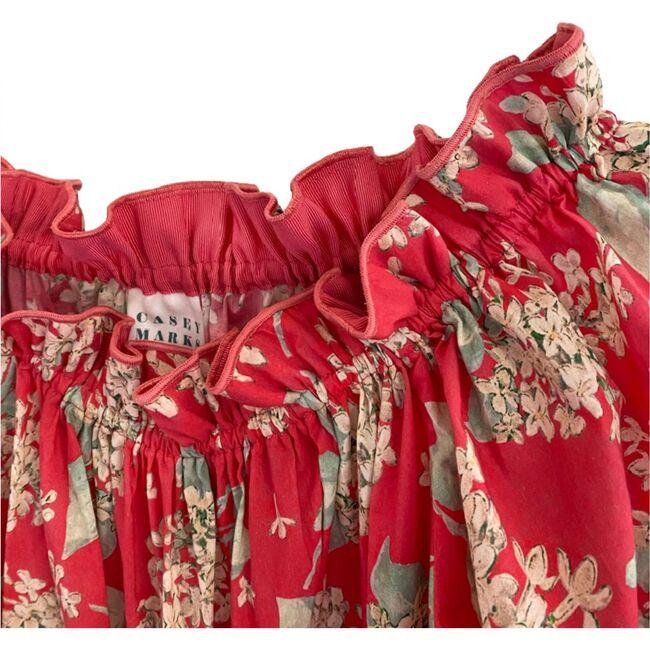 Women's Grace Dress, Red Lilac