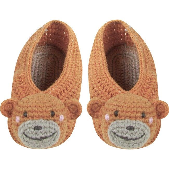 Crochet Martin Monkey Booties