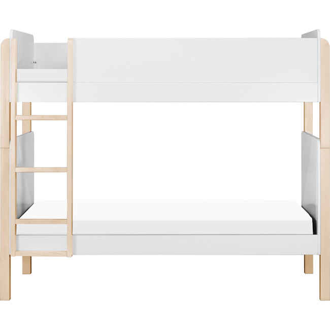 TipToe Bunk Bed, White - Beds - 1