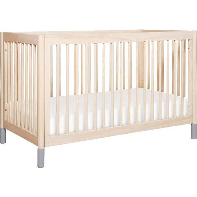 Gelato Crib and Dresser Feet Pack, Grey - Dressers - 1