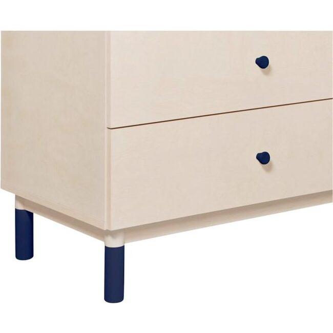 Gelato Dresser Knob Set, Navy