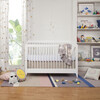 Sprout 4-in-1 Convertible Crib with Toddler Bed Conversion Kit, White - Cribs - 2