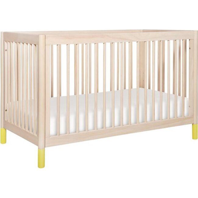 Gelato Crib and Dresser Feet Pack, Yellow