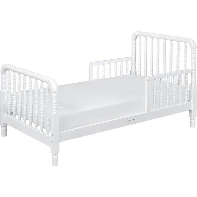Jenny Lind Toddler Bed, White