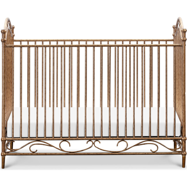 Camellia 3-in-1 Convertible Crib, Vintage Gold