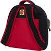 Pirate Backpack, Red - Backpacks - 3