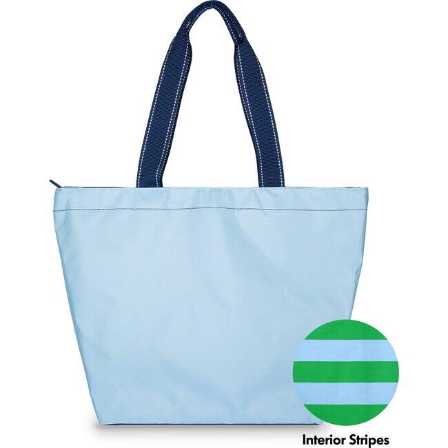 Light Blue Surfside Tote - Bags - 1