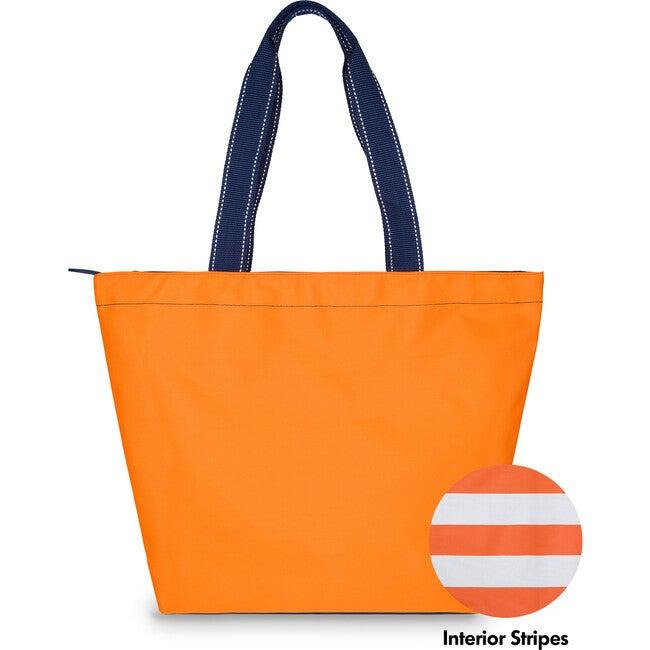 Orange Surfside Tote