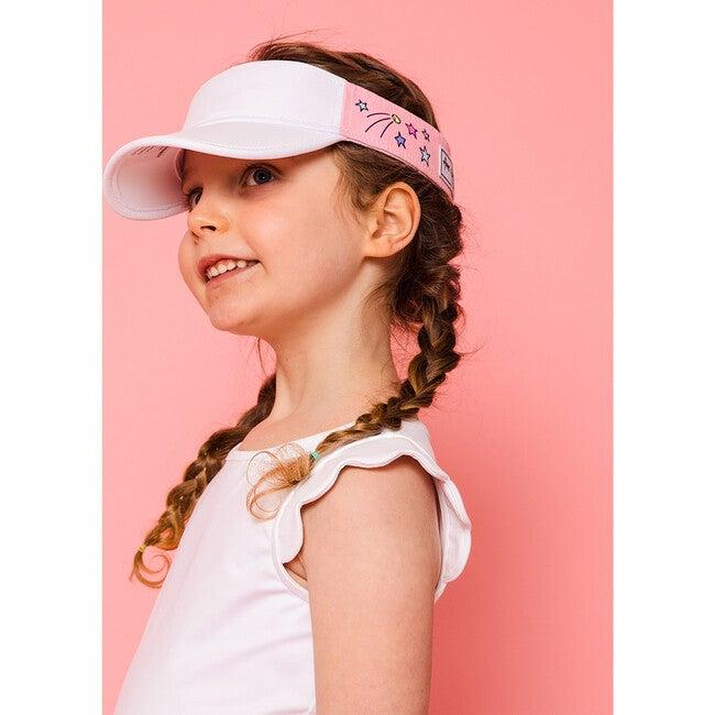 Little Love Tennis Visor, Shooting Stars
