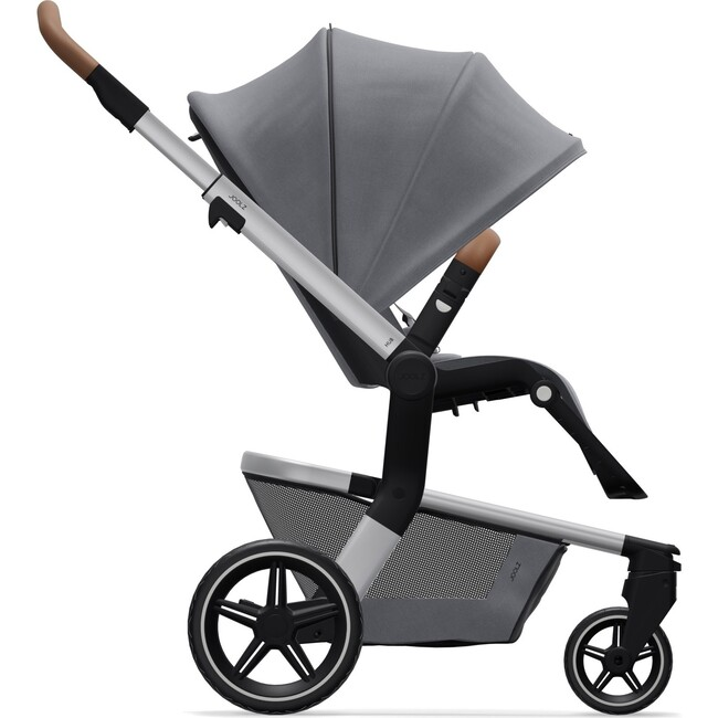 Joolz Hub+ Stroller with Rain Cover Included, Gorgeous Grey