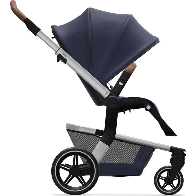 Joolz Hub+ Stroller with Rain Cover Included, Classic Blue - Single Strollers - 1