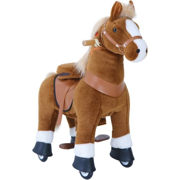 Brown Horse, Small
